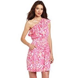NWOT LILY PULITZER OFF THE SHOULDER DRESS